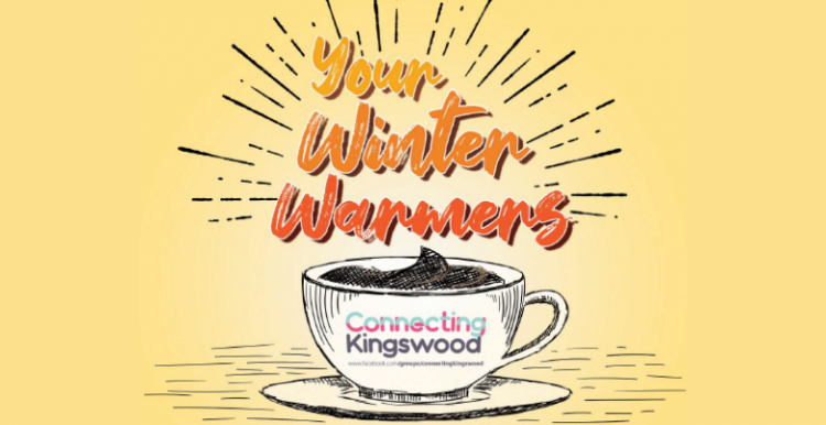 Winter Warmer Magazine Front Cover