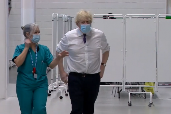BNSSG Boris vaccination
