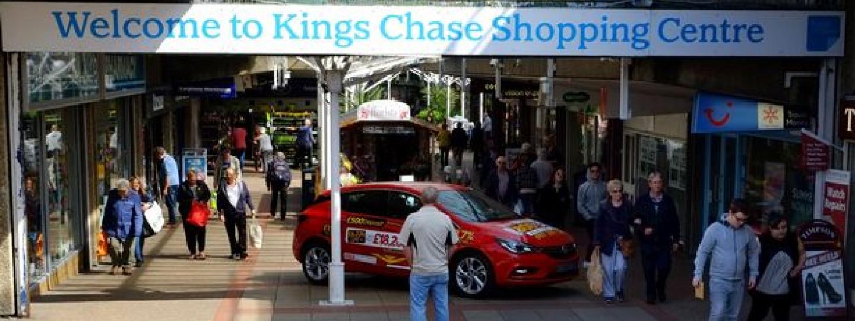 king chase